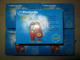 Hape Mini Blackjelly BJ168 New Antik Mungil dan Mewah
