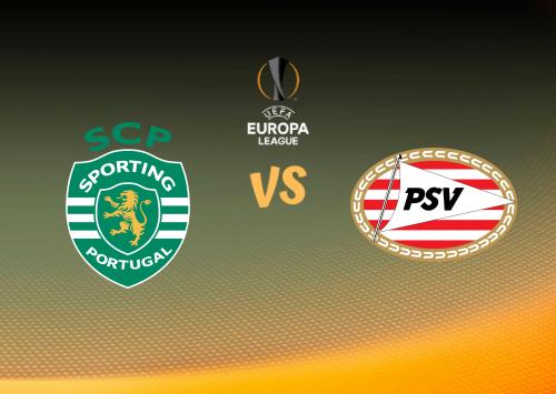 Sporting Lisboa vs PSV  Resumen