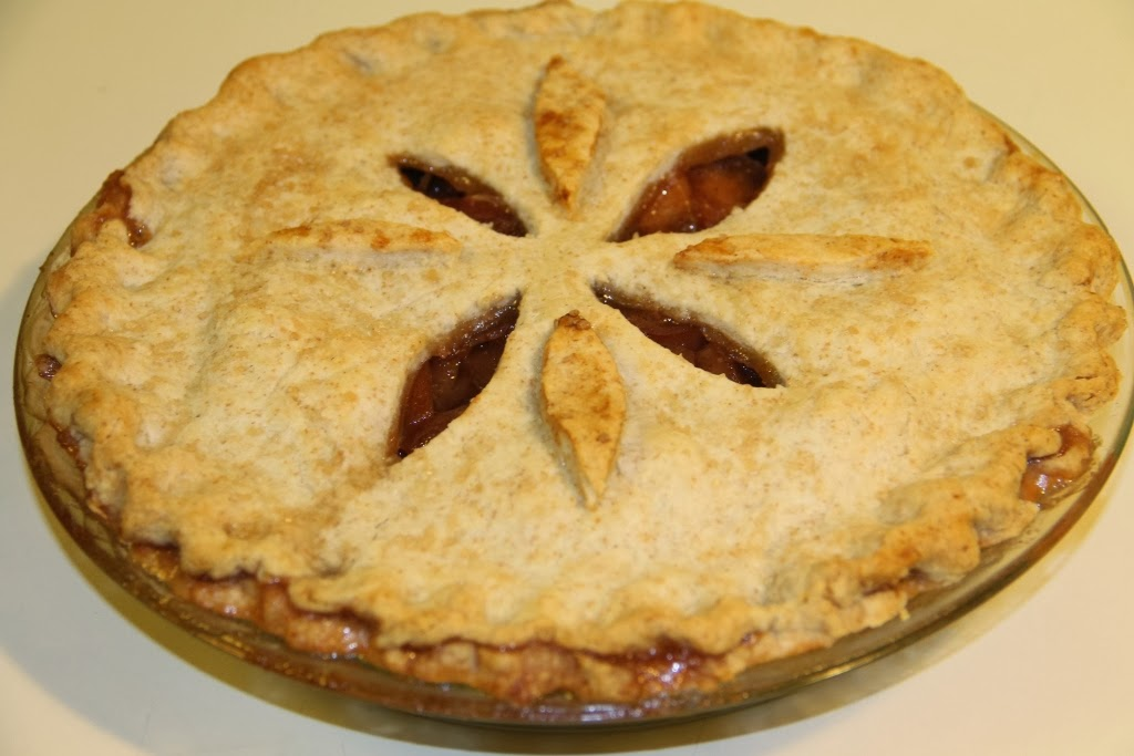 The Homestead Laboratory: Canned Apple Pie Filling Without