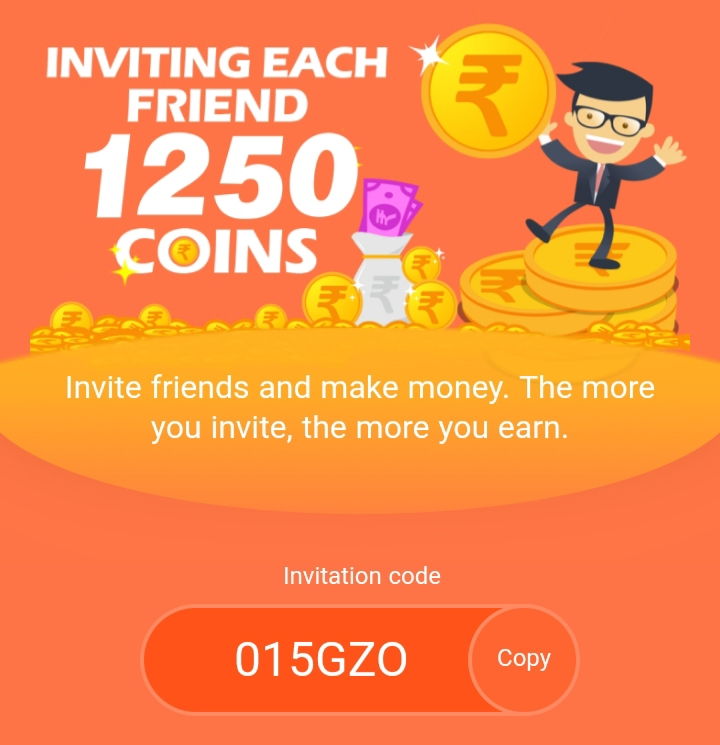 RozDhan App Refer And Earn Paytm cash: Rs 50 Paytm Joining