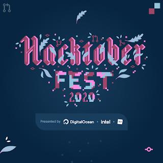 Hacktoberfest2020 logo