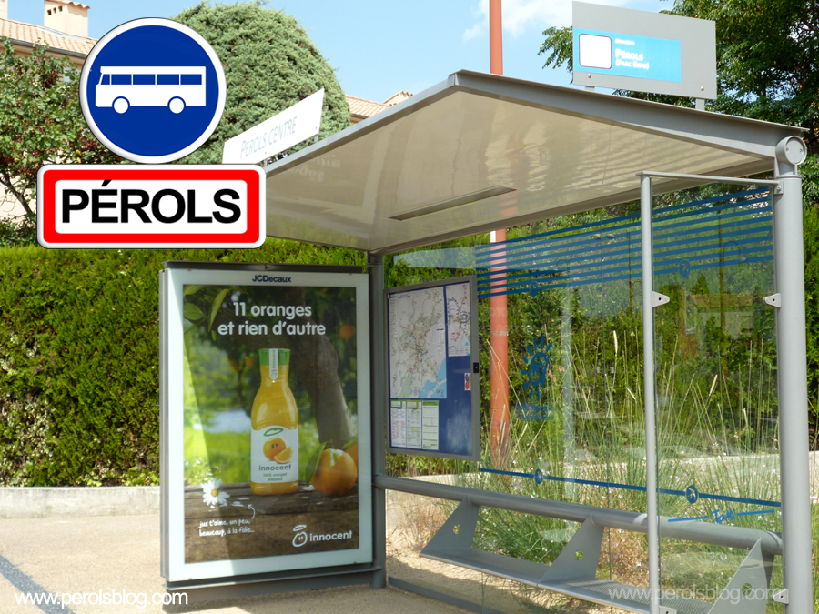 Bus TAM Pérols Centre