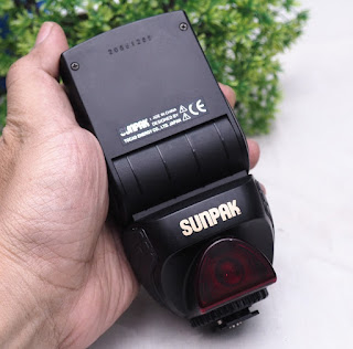 External Flash Sunpak PZ40X for Nikon