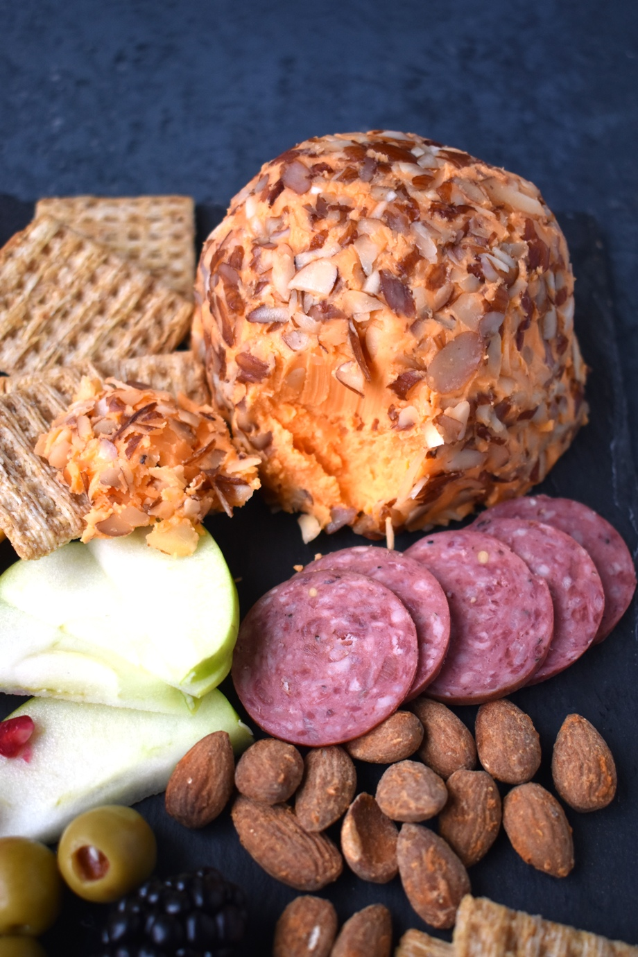 Kaukauna Sharp Cheddar Cheese Ball