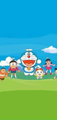 Wallpaper Doraemon HD 5