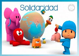 Solidaridad imagenes de valores