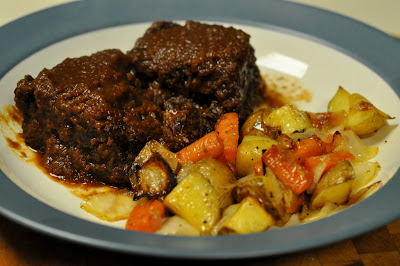 Braised Short Ribs - Photo by Taste As You Go