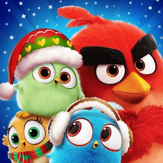 Angry Birds Match النسخة المهكرة