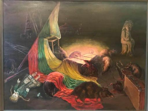 Rimanto Radišausko paveikslas