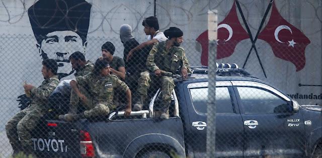 2.400 Σύροι μαχητές βρίσκονται στη Λιβύη με τις «ευλογίες» της Τουρκίας