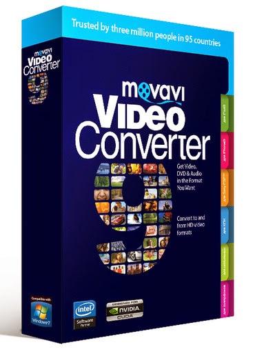 Movavi Video Converter 15.2.3 + Crack