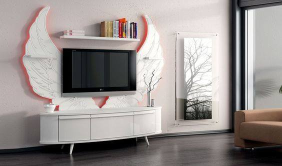 Tv Unit Decoration Ideas: 25 Awesome Ideas To Make Modern TV Unit Decor In Your Home