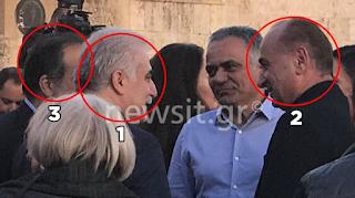 Πρωτοφανές: Οι αρχηγοί της ΕΛΑΣ και του Λιμενικού πήγαν στην κεντρική συγκέντρωση του ΣΥΡΙΖΑ!
