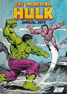 Marvel UK, Incredible Hulk Annual 1979
