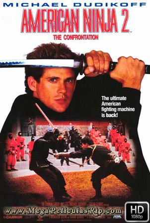 Ninja Americano 2 [1080p] [Latino-Ingles] [MEGA]
