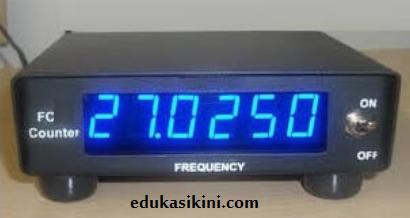 Frekuensi Meter Penjelasan Serta Prinsip Kerjanya