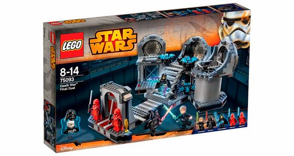 Ref. 75093 Duelo Final en Death Star