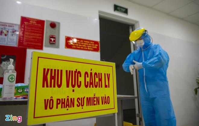 Thêm 6 bệnh nhân mắc Covid-19, 4 người ở Đà Nẵng