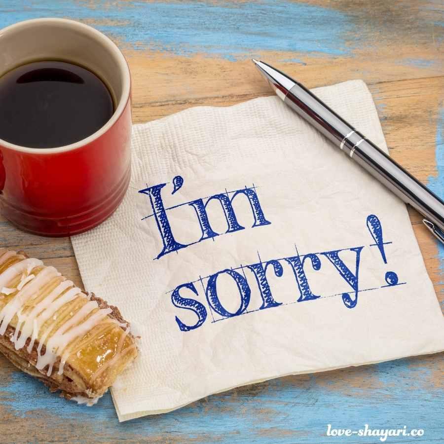 sorry image love hd