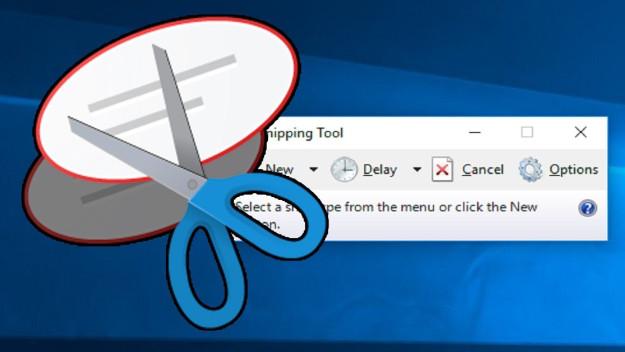 εργαλείο windows για screenshots