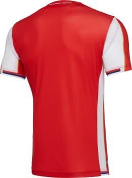 レッドスター・ベオグラード 2018-19 ユニフォーム-ホーム