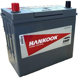 Hankook MF54551 Starter Battery for Jimny