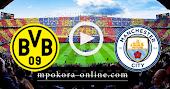 نتيجة مباراة مانشستر سيتي وبوروسيا دورتموند كورة اون لاين 06-04-2021 دوري أبطال أوروبا