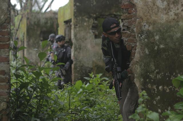 Meriahkan HUT ke-58 Kostrad, Yonif R 509 Kostrad Gelar Turnamen Air Soft Gun di Jember