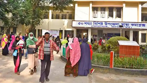 Doctors strike at Jamalpur Hospital: Patients suffering