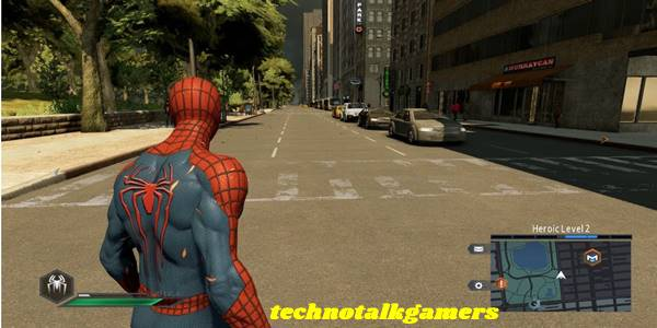 Spider-Man 2 Highly Compressed PC