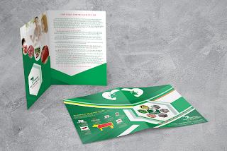 thiết kế in ấn catalogue tại Vinh