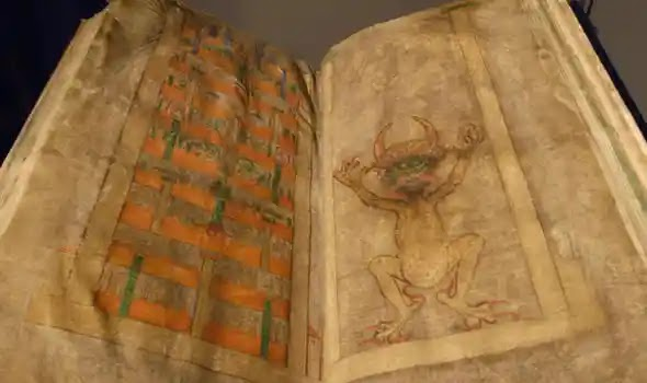 Codex gigas - Devils bible | Mysterious book of all time | Buy