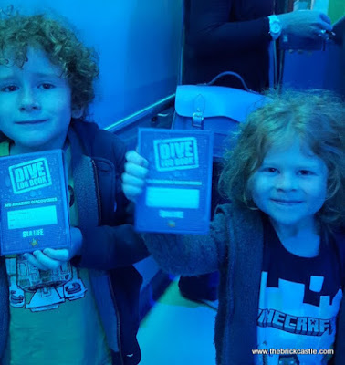 Sealife Manchester half term review