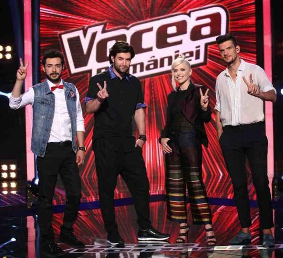 Vocea Romaniei 30 Septembrie 2016 Online in Premiera