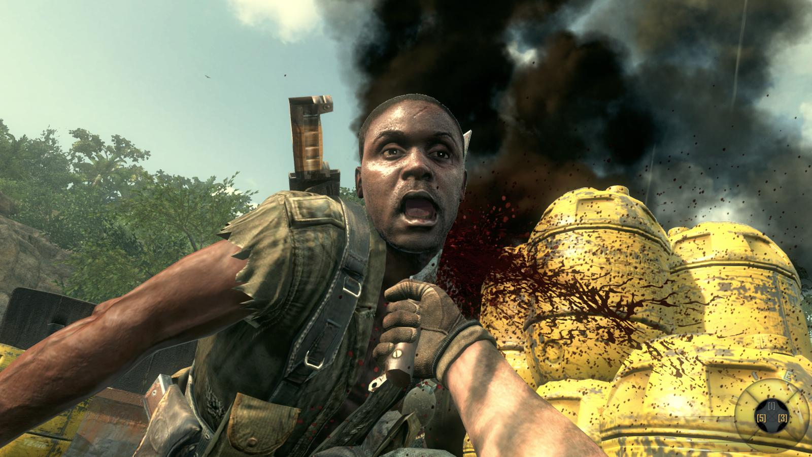 Strong sexual content far cry 3