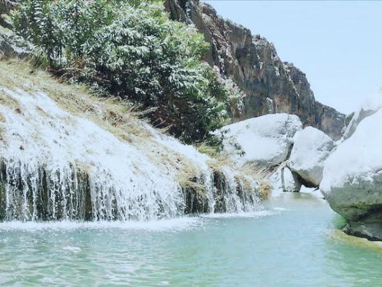 الأودية في عمان