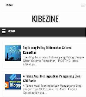 kibezine mobilefriendly