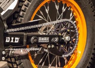 5 Penyebab Rem Blong Sepeda Motor