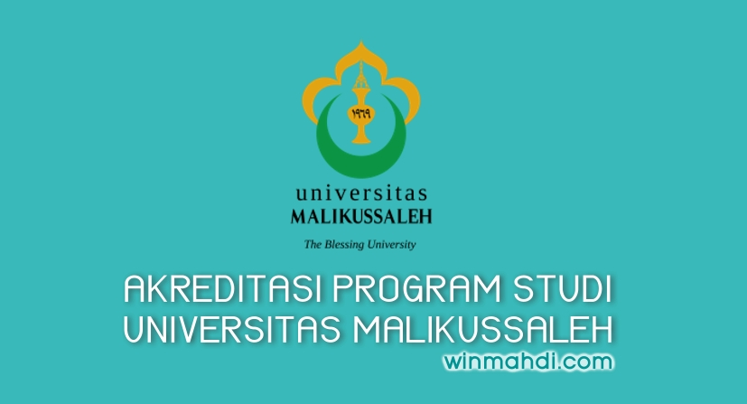 Akreditasi Program Studi UNIMAL