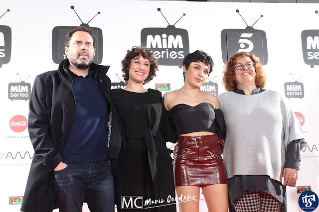 Aída Folch, Aitor Gabilondo y Carla Díaz presentación 'Madres. Amor y vida'