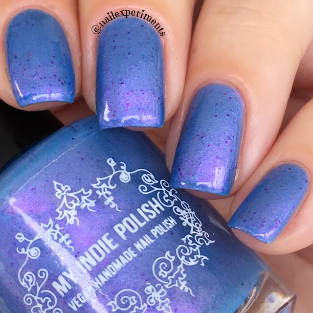 my indie polish november 2017 polish pickup gary review swatch