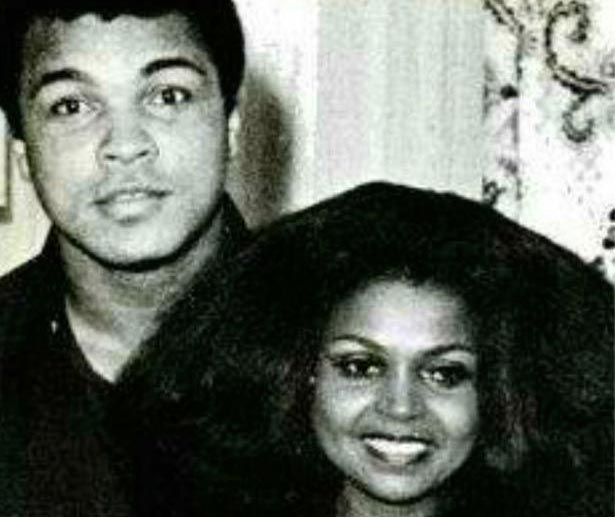 Muhammad Ali's ex girlfriend offers to sell his sextape