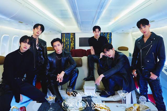 monsta x, grupo de k-pop, hacen comeback con one of a kind en 2021