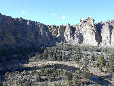 crooked river, smith rock