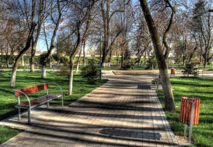 Parcul Mihai Eminescu, Arad