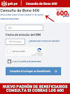 Bono 600 Soles: Padrón Actualizado, Ahora Puedes Cobrar Hasta El 31 De Agosto