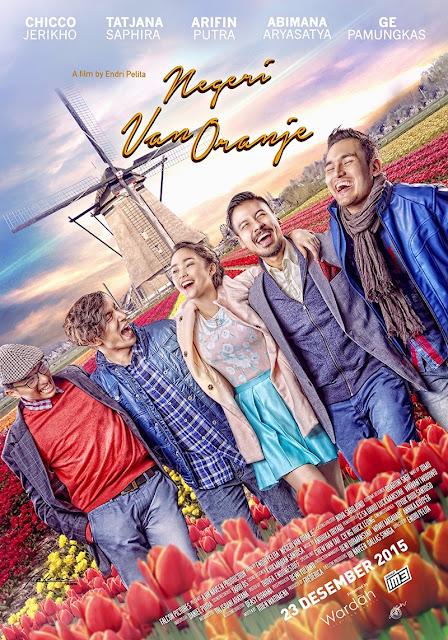 Negeri Van Oranje (2015) WEB-DL 720p
