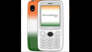 Lava A5 Proudly Indian Price