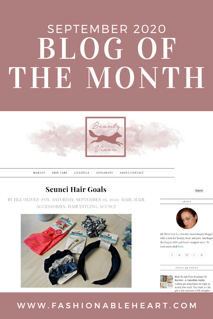 bblogger, bbloggers, bbloggerca, bbloggersca, canadian beauty bloggers, beauty blog, featured blogger, blog of the month, beauty vixen