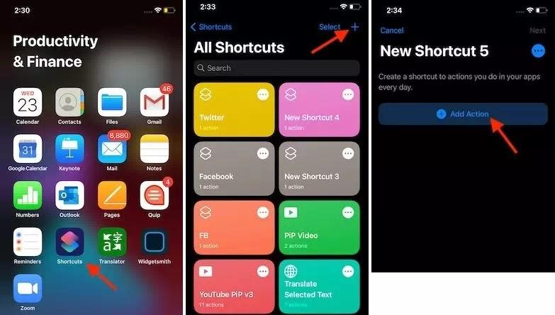 cara mengubah icon aplikasi di iPhone-1